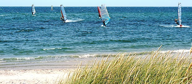Windsurfparadies Heidkate